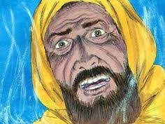Image result for saul hears of his defeat from the spirit of samuel