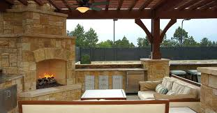 outdoor kitchen with fireplace and oven fireplaces designs pictures kits outdoor kitchen and fireplace kits