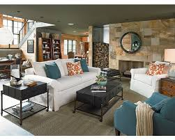 Thomasville Living Room Furniture Concord Slipcover Sofa Living Room Furniture Thomasville Furniture