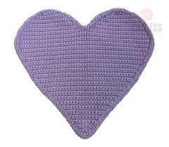 children s heart shaped rug b133