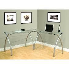 clear office desk. desk clear acrylic desktop organizer glass top office craft calico b