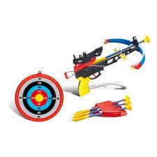 <b>Игрушечное оружие TOY</b> TARGET 55033 Арбалет со стрелами ...