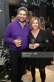 Avi Shapira and Doreen Coll attend NEST Fragrances Celebrates Opening...  News Photo - Getty Images