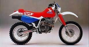 honda xr600r 1990