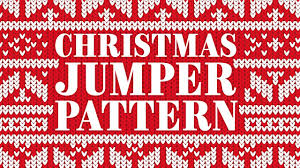 Christmas Pattern Best Christmas Jumper Pattern Adobe Illustrator Tutorial YouTube