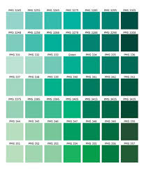Different Shades Of Green Chart Pin By Kinue Franzen On Bridesmaid Dresses In 2019 Green