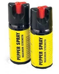 Image result for pepper spray