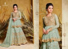 Heavy Designer Suits Wholesale Sajawat Creation Dua Heavy Designer Salwar Suits Collection