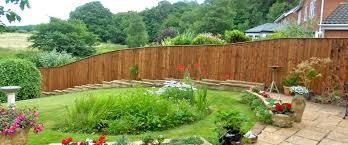 garden fence. Garden Fencing In Chorley Fence O