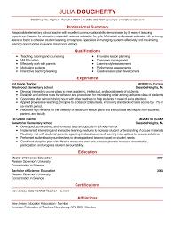 teacher resume example emphasis simple resume templates free    teacher resume example emphasis simple resume templates free