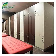 school gym doors. Z Shape Door HPL Laminate School Cabinet Gym Lockers Doors