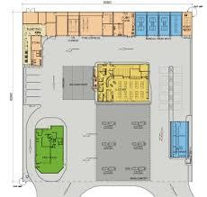 Petrol Station Layout Design Emarat Blueprints For Gas Station C Store Architecture
