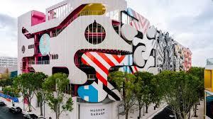 Interior Design Schools In Miami Simple Miami Parking Facility Museum Garage Combines Several Exterior Designs