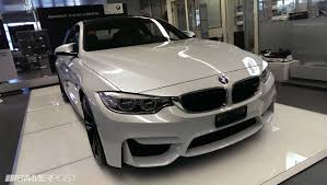 All BMW Models bmw 1 series mineral white : Mineral White M4 & Black Sapphire M3