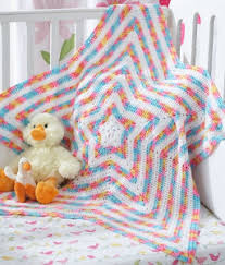Easy Crochet Baby Blanket Patterns Unique Shine Bright Star Baby Blanket AllFreeCrochetAfghanPatterns