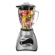 oster classic series precise blend 16 sd blender plus food chopper brushed nickel