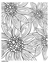 Small Picture Free Printable Coloring Pages for Summer Flowers Summer DIY
