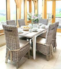 rattan dining room chair inspirational indoor wicker chairs rattan chairs dining cool rattan dining room