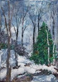 Pamela Druhen Fine Art | Quilts | Pinterest | Beautiful, Fine art ... & Sue Gilgen landscape quilt. MUST go to Adamdwight.com