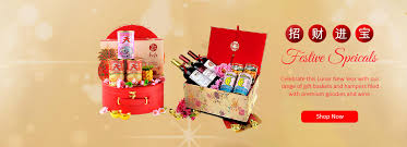 Prepare spring festival meals with lunar new year gifts like rice cookers, microwaves, and pressure cookers that speed up food preparation. Angelflorist 2021 Chinese New Year Hamper Singapore Gift Baskets Delivery Online Cny