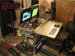 home office in a box. IKEA Hackers: Home Office In A Box Love This! I\u0027m Thinking Music Studio!! Perfect.