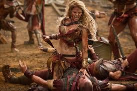 Spartacus kevinfoyle
