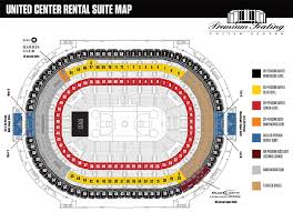 United Center Bulls Seating Chart 287854488c3a 25 Clean Blackhawks Arena Seating Chart