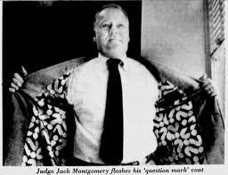 Judge Jack Montgomery flashes his 'question mark' coat | Sweet home  alabama, Home alabama, This or that questions