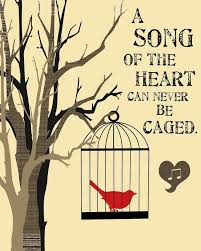 Image result for images for lone bird singing