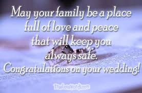 Another Word For Congratulations Wedding Wishes And Happy Married Life Messages True Love Words