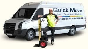 Quick Move Delivery Service Sydney