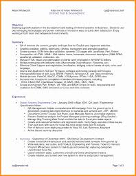 Sample Resume For Manual Testing Manual Testing Resume Samples manual testing fresher resume samples 6