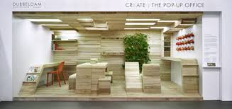pallet office. Even So, Pallets Remain A Compelling Material For Their Pragmatic  Provenance And Rugged Aesthetics, As In Toronto-based Dubbeldam Architecture + Design\u0027s Pallet Office