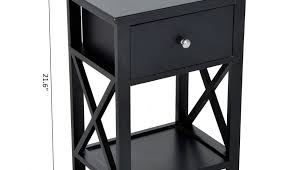 kitchen tables legs setting tablenightstand dining rooms frame greek black homcom end tabletop living drawer marvellous metal storage wood design table