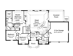 Small Picture Marvelous Open Home Plans 3 Country House Plans With Open Floor