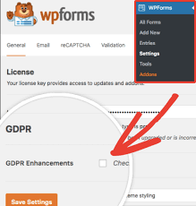 Email Sign Up Sheet Template New How To Create GDPR Compliant Forms