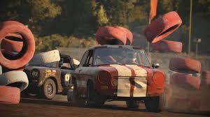 new car game releasesNext Car Game becomes Wreckfest new build adds chaotic