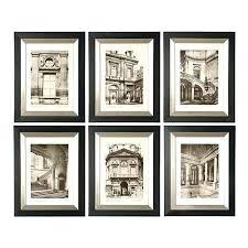 framed wall art set