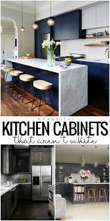 Dark Kitchen Remodelaholic Dark Kitchen Cabinet Inspiration And Design Tips