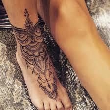Tatuaggio Sul Piede Tutto Quello Che Cè Da Sapere