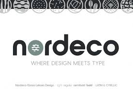 The atma font has been downloaded 45,011 times. Nordeco Bold Font Download