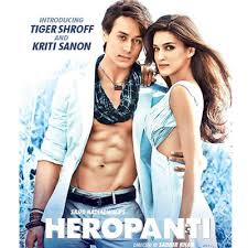 tiger shroff packs a punch in