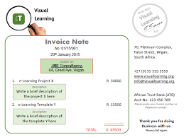 Invoice Type 3 Type Approach To A Convincing Invoice Trysting Edunetwork
