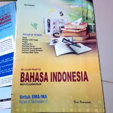 Lks sma penjaskes kelas xa shopee indonesia. Jual Lks Bahasa Indonesia Kelas 10 Semester 2 Viva Pakarindo Kota Madiun Afinaqia Bakery Madiun Tokopedia