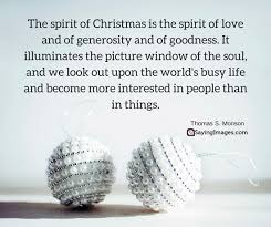 Christmas Spirit Quotes Interesting 48 Christmas Quotes About Love And Family That Will Lift Your Spirits