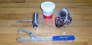 Amazing Kitchen Ideas A Better Sink Drain Water Damage In Kitchen How To Replace A Kitchen Sink Basket Strainer