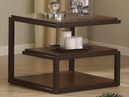 side table decor triangle shape table as home decor brown laminate wooden flooring wedding gift ideas for home decor modern design sofa table border