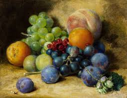 william henry hunt still life his famous fruit paintings