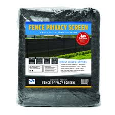 Privacy screen for fence Backyard Fencescreen Black Privacy Fence Screen Jet Black Chainlink Fence Privacy Screen fits Common Wayfair Fence Screens At Lowescom