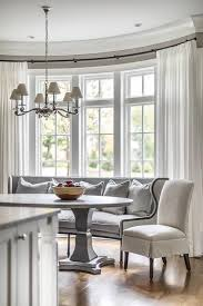Round Dining Table With Curved Bench Seating  Httparghartscom Curved Bench Dining